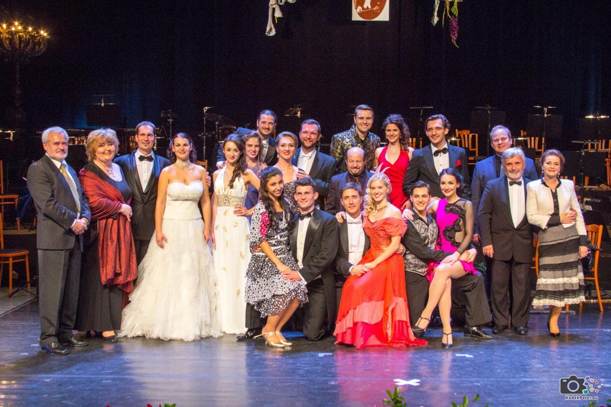 X. Nemzetközi Lehár Ferenc Operett Énekverseny