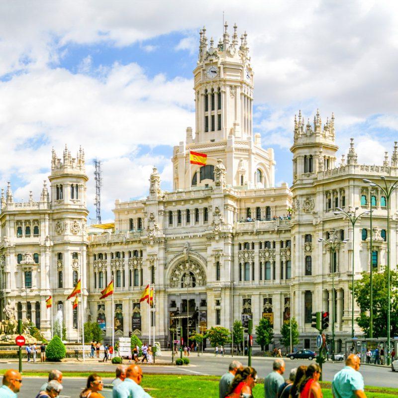 Madrid városháza