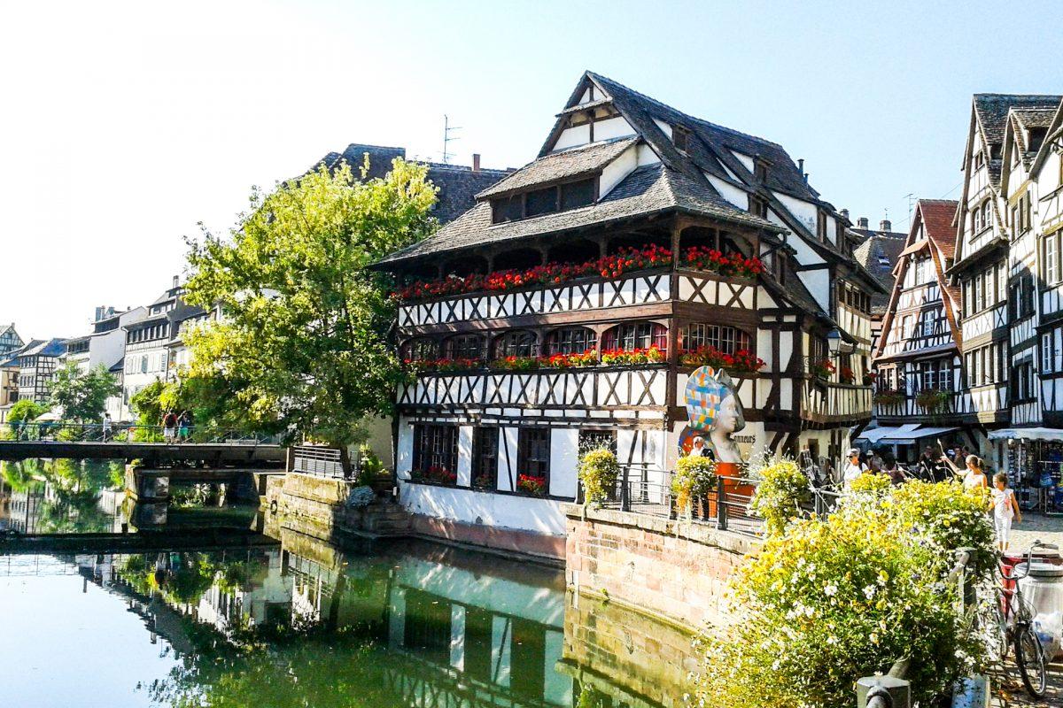 Mese Elzászból – Strasbourg