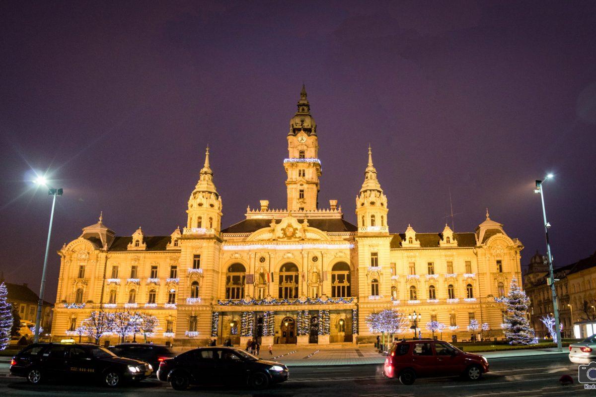 16 kép a Győri Adventi Vásárról