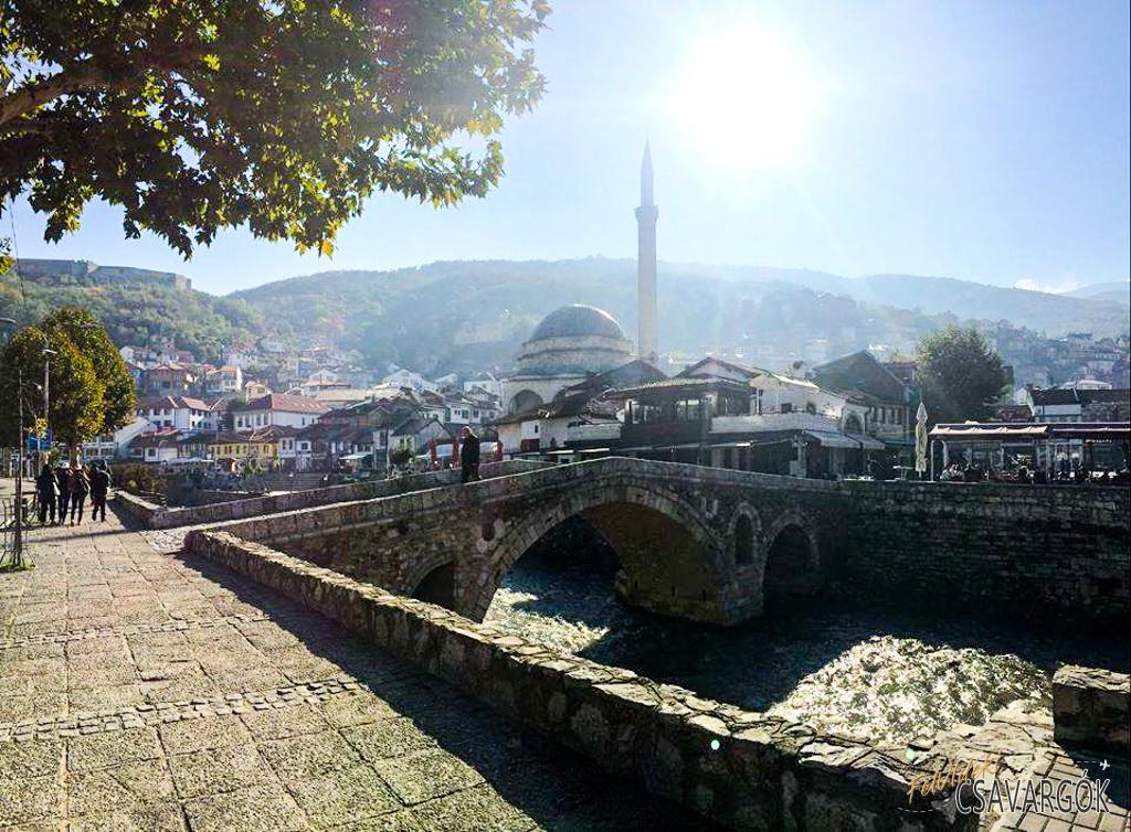 "A ""bűbájos"" Prizren"