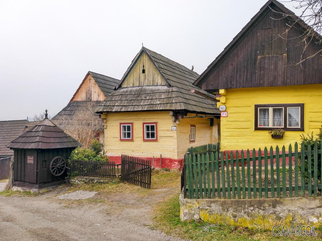 Vlkolinec – a szlovák népi építészet öröksége