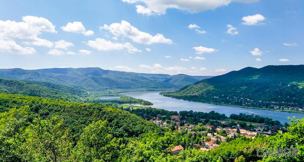 Duna anzix, keringő Szentendrén, Visegrádon és Esztergomban