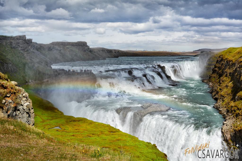 IZLAND – Tűz és jég birodalma