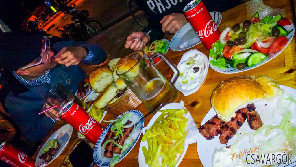 Az éhezők diadala Tiranában