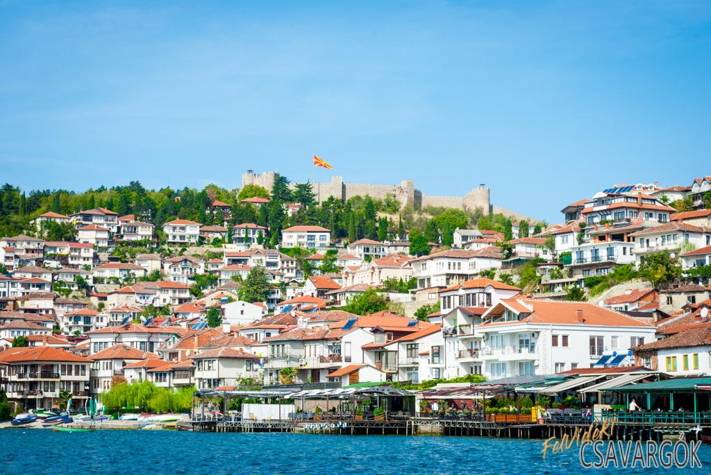 Napfény Ohridban és a macedón istenek