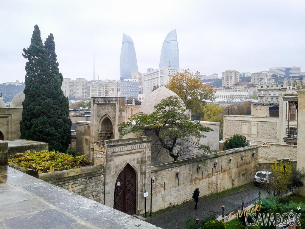 Az olajban pancsoló Baku
