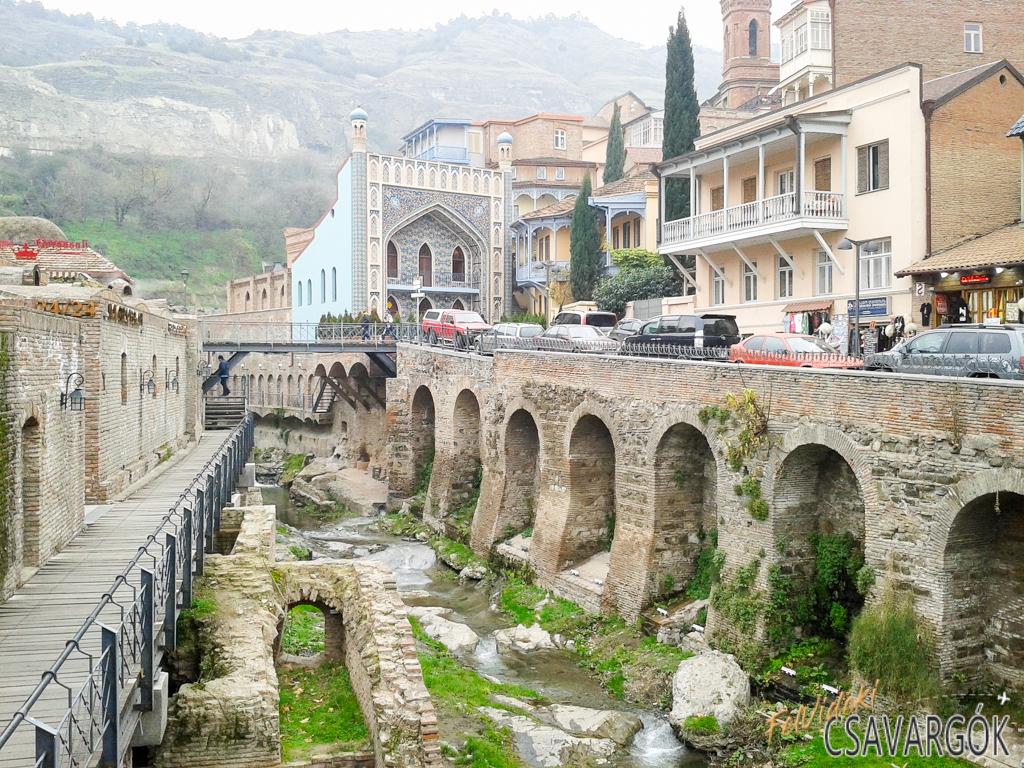 A sokoldalú Tbiliszi