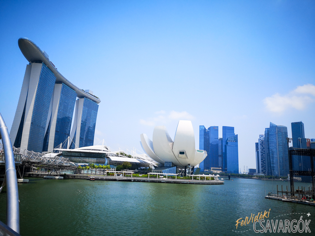 Singapore – A jövő városa