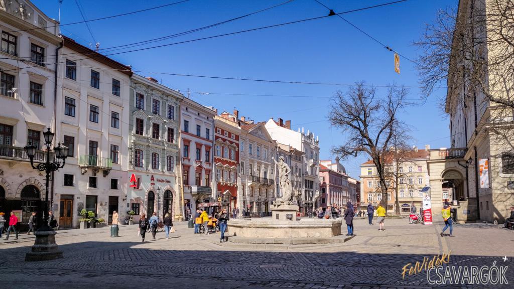LVIV – Az elveszett közép-európai szépség és egy homeless három napja