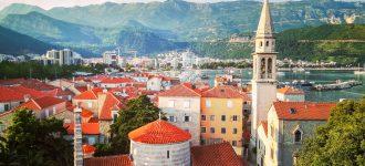 Balkán nyár Crna Gora edition